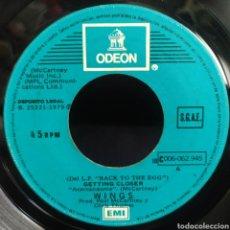 Discos de vinilo: WINGS - GETTING CLOSER 1979. Lote 295488018