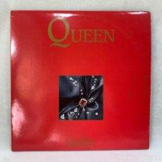 Discos de vinilo: LP - VINILO QUEEN - GOODBYE - DOBLE PORTADA - DOBLE LP - NE*11.21 - JAPÓN - AÑO 1985. Lote 295488763