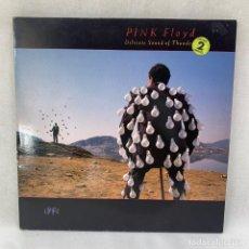 Discos de vinilo: LP - VINILO PINK FLOYD - DELICATE SOUND OF THUNDER - DOBLE PORTADA + ENCARTES - ESPAÑA - AÑO 1988. Lote 295490153