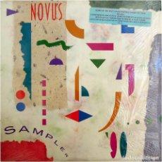 Discos de vinilo: VVAA - NOVUS SAMPLER '90 - LP US 1990 - NOVUS 3083-1-N - CHET BAKER. Lote 295492388