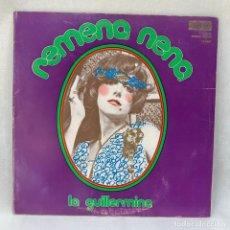 Discos de vinilo: LP - VINILO GUILLERMINA MOTTA - REMENA, NENA - DOBLE PORTADA - ESPAÑA - AÑO 1970. Lote 295493298