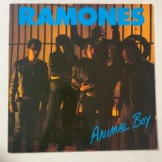 Discos de vinilo: LP RAMONES ANIMAL BOY EDICIÓN ESPAÑOLA DE 1986. Lote 295493893