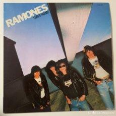 Discos de vinilo: LP RAMONES LEAVE HOME EDICIÓN ESPAÑOLA DE 1980. Lote 295494653