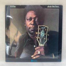 Discos de vinilo: LP - VINILO B.B. KING - LUCILLE TALKS BACK - DOBLE PORTADA + ENCARTE - ESPAÑA - AÑO 1976. Lote 295495843