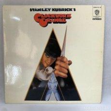Discos de vinilo: LP - VINILO STANLEY KUBRICK'S - CLOCKWORK ORANGE - ESPAÑA - AÑO 1972. Lote 295496693