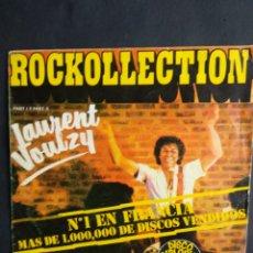 Discos de vinilo: LAURENT VOULZY, ROCKOLLECTION, RCA, 1977. Lote 295501913