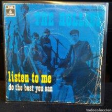 Discos de vinilo: THE HOLLIES - LISTEN TO ME 1968. Lote 295503148