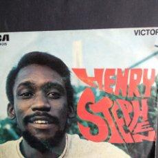 Discos de vinilo: HENRY STEPHEN, LE REGALE UNA ROSA, RCA, 1969. Lote 295504388