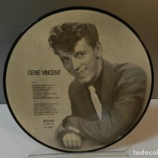 Discos de vinil: DISCO VINILO LP. GENE VINCENT – GENE VINCENT. 33 RPM. Lote 295504848