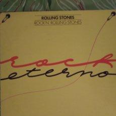 Discos de vinilo: ROLLING STONES. ROCK ETERNO. LP.. Lote 295505628