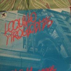 Discos de vinilo: LOQUILLO Y LOS TROGLODITAS. EL RITMO DE GARAGE. LP.. Lote 295506123