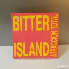 Discos de vinilo: DISCO VINILO LP. BITTER ISLAND – ATRACCION TOTAL. 33 RPM. Lote 295508788