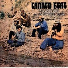 Discos de vinilo: CANNED HEAT – LIVE AT TOPANGA CORRAL. Lote 295512893