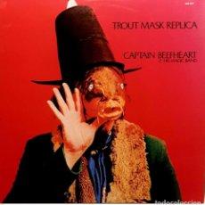 Discos de vinilo: CAPTAIN BEEFHEART & HIS MAGIC BAND* – TROUT MASK REPLICA. Lote 295514278