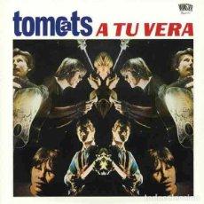 Discos de vinilo: THE TOMCATS A TU VERA (2XLP) . RECOPILACIÓN VINILO GARAGE ROCK BEAT LOLA FLORES. Lote 295514648
