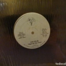 Discos de vinilo: MX. J.U.I.C.E. NIGHT ON THE TOWN. Lote 295514703