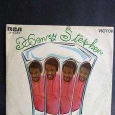 Discos de vinilo: HENRY STEPHEN, UN VASO DE VINO, RCA, 1969. Lote 295519238