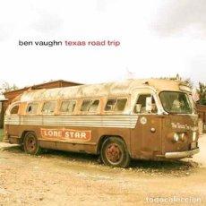 Discos de vinilo: BEN VAUGHN TEXAS ROAD TRIP (LP) . VINILO ROCKA ND ROLL FOLK AMERICANA COUNTRY. Lote 295520638