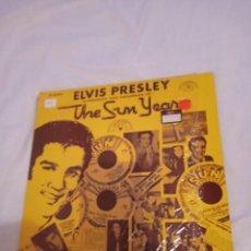 """Discos de vinilo: ELVIS PRESLEY """" THE SUN COLLECTION"""" . HOMENAJE A ELVIS P.P. DEL SELLO SUN DONDE EMPEZÓ. Lote 295522413"""