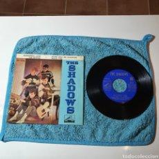 Discos de vinilo: MS-1. THE SHADOWS - WONDERFUL LAND + 3 TEMAS - LA VOZ DE SU AMO 7EPL 13.768 ESPAÑA 1962.. Lote 295524343