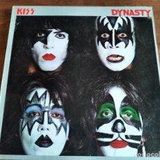 Dischi in vinile: KISS - DYNASTY ********* RARO LP ESPAÑOL 1979. Lote 295525573