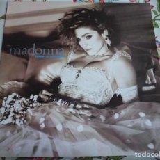Discos de vinilo: MADONNA – LIKE A VIRGIN SELLO: SIRE – 925 181-1, SIRE – WX 280 FORMATO(LP).NUEVO.MINT / NEAR MINT. Lote 295532653