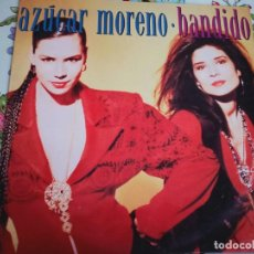 Discos de vinilo: AZUCAR MORENO – BANDIDO EPIC – EPC 466772 1 LP, ALBUM 1990. VG+ / VG+. Lote 295534458