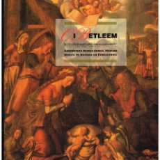 Discos de vinilo: OI BETLEEM. GABONETAKO MUSIKA EUSKAL HERRIAN - LIBRO + LP 1991 - MUY BUEN ESTADO. Lote 295536843