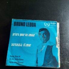 Discos de vinilo: BRUNO LEDA. Lote 295538613