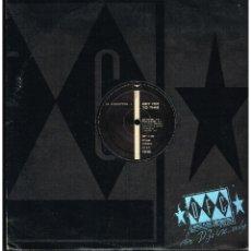 Discos de vinilo: B. MASTER J. - GET HIP TO THIS - MAXI SINGLE 1992 - ED. ITALIA. Lote 295539293