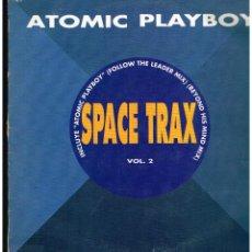 Discos de vinilo: SPACE TRAX - VOLUME 2 - MAXI SINGLE 1991 - ED. ESPAÑA. Lote 295539493