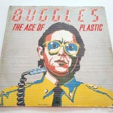 Discos de vinilo: VINILO LP DE BUGGLES. THE AGE OF PLASTIC. 1980.. Lote 295541988