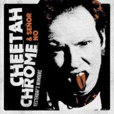 "Discos de vinilo: CHEETAH CHROME & SEÑOR NO YESTERDAY'S NUMBERS (7"") . VINILO EDICIÓN LIMITADA. Lote 295544623"