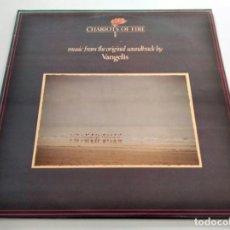 Discos de vinilo: VINILO LP BSO CHARIOTS OF FIRE (VANGELIS). 1981.. Lote 295546458