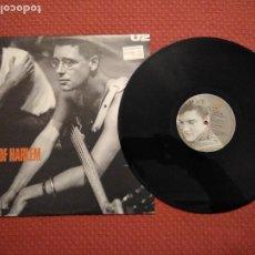 Discos de vinilo: U2 - ANGEL OF HARLEM ISLAND RECORDS MADE IN SPAIN. Lote 295546463