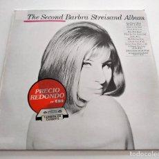 Discos de vinilo: VINILO LP DE BARBRA STREISAND. THE SECOND BARBRA STREISAND ALBUM. 1965.. Lote 295546723