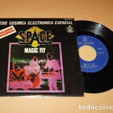 Discos de vinilo: SPACE - MAGIC FLY / BALLAD FOR SPACE LOVERS - SINGLE - 1977. Lote 295547173