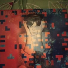 Discos de vinilo: PAUL MCCARTNEY. TUG OF WAR. LP.. Lote 295548003