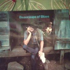 Discos de vinilo: RINGO STAR. BEACOUPS OF BLUES. LP.. Lote 295548433