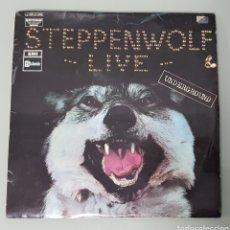 Discos de vinilo: STEPPENWOLF LIVE. Lote 295549728