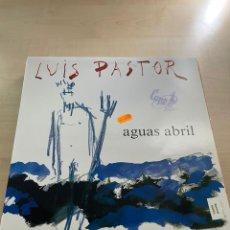 Discos de vinilo: LUIS PASTOR. Lote 295550218