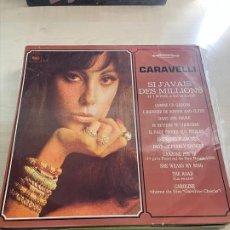 Discos de vinilo: CARAVELLI. Lote 295550583