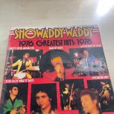 Discos de vinilo: SHOWADDY WADDY. Lote 295550623