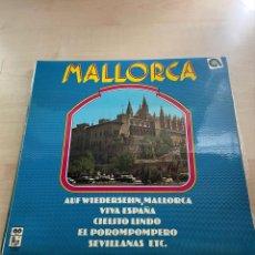 Discos de vinilo: MALLORCA. Lote 295550853