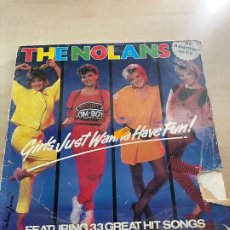Discos de vinilo: THE NOLANE. Lote 295551048