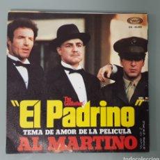 Discos de vinilo: EL PADRINO AL MARTINO. Lote 295551438