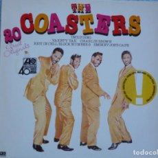 Discos de vinilo: THE COASTERS,20 GREAT ORIGINAS EDICION ALEMANA DEL 78. Lote 295564293