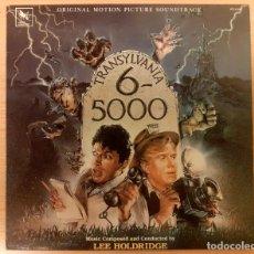 Discos de vinilo: TRANSYLVANIA 6-5000 LEE HOLDRIDGE VARÈSE SARABANDE 1985 RARO Y COMO NUEVO!!. Lote 295583973