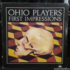Discos de vinilo: OHIO PLAYERS - FIRST IMPRESSIONS HOLANDA. Lote 295586718