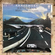Discos de vinilo: KRAFTWERK AUTOBAHN. NEW OLD STOCK. Lote 295590073